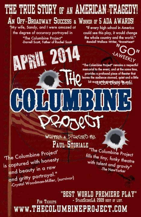 The Columbine Project poster
